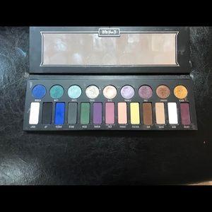 Kat Von D Metal Matte Eyeshadow Palette!